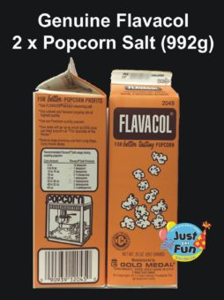 Flavacol Butter Salt 2 Cartons