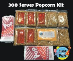 Popcorn 300 Serves